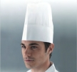 Čepice kuchařská HŘIB papírová jednorázová bílá