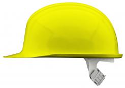 Přilba VOSS PCG polykarbonát se skelnými vlákny pro horké provozy žlutá