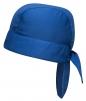 Čelenka COOLING pro chlazení hlavy královsky modrá