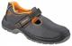 Obuv ARDON FIRSAN O1 kožený pracovní sandál černý