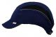 Čepice se skořepinou VOSS Cap NEO reflexní výpustky ventilační zóny krátký kšilt tmavě modrá