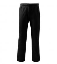 Kalhoty COMFORT NEW pohodlné tepláky BA/PES černé