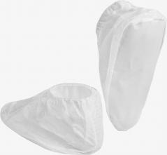 Návlek na obuv Micromax NS nízký jednorázový s PVC podrážkou bílý