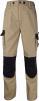 Montérkové kalhoty MACH SPIRIT PES/BA pas béžovo/černá