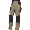 Montérkové kalhoty DELTA MACH SPIRIT 2 BA/PES do pasu béžovo/černá
