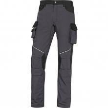 Montérkové kalhoty DELTA MACH CORPORATE do pasu NEW PES/BA tmavě šedé/černé