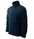 Mikina Jacket 280 pánská fleece antipeeling stojáček kapsy na zip tmavě modrá