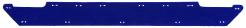 Potní pásek na přilbu SCHUBERTH Wellvitex Z+ na hlavový kříž I/79 +I/80 hypoallergení pěnový modrý