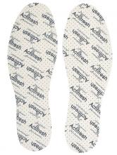 Vložky do obuvi Actifresh antibakteriální perforované zastřihovatelné bílé