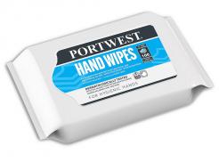 Ubrousky PW Hand Sanitiser na ruce antibakteriální biocidní balíček 100 ks modrý