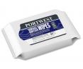 Ubrousky PW Surface Sanitiser baktericidní fungicidní virucidní na povrchy balíček 100 ks modrý