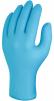 Rukavice BENCHMARK BMG 425 EN374-5 chemicky odolné jednorázové nitrilové nepudrované balení 100 ks modré