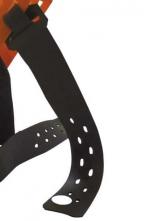 Náhradní gumový pásek pro upínání nákoleníku HORNÍK, KASTEN, HARMONICA černý