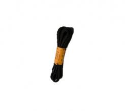 Tkaničky SITIL TREK 380/130 100% PES kulaté do vyšší obuvi 130 cm šedo/hnědo/černé