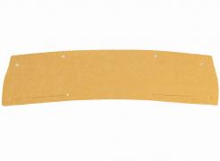 Potní pásek Rockman do přilby C6, C6R, E6, E6R, Ranger, Eleman délka 215 mm hlazená kůže světlý