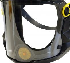 Zorník Multimask verze 2.0 náhradní pro ventilovaný dýchací štít acetátový nemlživý čirý