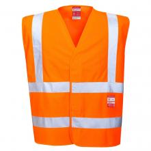 Vesta PW Flame Resistant Hi Vis výstražná reflexní pruhy nehořlavá Index 1 oranžová