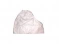 Návlek na obuv TONET C2 materiál TYVEK zesílený zespodu jednorázový holeňový gumička bílý