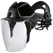 Štít LO-I2 zdravotnický na eliminaci nákazy prostor pro roušku výška 250mm čirý
