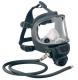 Celoobličejová maska SCOTT PROMASK COMBI hadice pro přípojení na filtr a tlakový vzduch černá