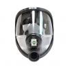 Celoobličejová maska SCOTT SARI přírodní kaučuk zorník TRIPLEX vrstvené sklo šedá