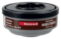 Filtr Honeywell A1 pro řadu dýchacích masek a polomasek 5500 a 7700 proti organickým plynům se závitem hnědý