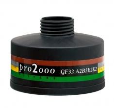 """Filtr SCOTT PRO2000 GF32 A2B2E2K2 se závitem 40mm x 1,7"""""""