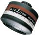 "Filtr SCOTT PRO2000 CF 22 A2P3 R D se závitem 40 mm x 1,7"""