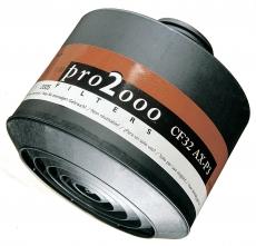 "Filtr SCOTT PRO2000 CF 32 AXP3 R D se závitem 40mm x 1,7"""