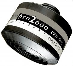 "Filtr SCOTT PRO2000 CF 22 B2P3 R D se závitem 40mm x 1,7"""
