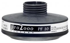 """Filtr SCOTT PRO 2000 PF10 P3 R se závitem 40 mm x 1,7"""" k ochranným dýchacím maskám a polomaskám"""