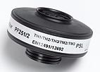 Filtr SCOTT TORNADO typ PSL proti částicím bakteriím virům pro filtroventilační dýchací přístroje Tornado a Phantom