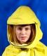 Kukla dýchací SCOTT TORNADO 25 pro jednotku TORNADO a T-A-LINE integrovaná přilba žlutá