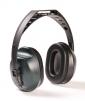 Mušlové chrániče sluchu Hellberg EH 10 upevnění přes temeno zeleno/černé