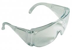 Brýle BASIC ochranné polykarbonátové návštěvnické čiré