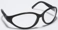 Brýle CRUISER černý nylonový rám čiré