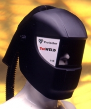 Kukla svářečská TOR WELD včetně ventilátoru