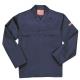 Ochranná pracovní blůza Bizweld svářečská tmavě modrá velikost L