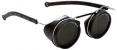 Brýle CLI drátěné svářečské nárazuvzdorné zorníky tmavost 6