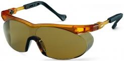 Brýle UVEX SKYPER S pro užší dámský obličej hnědě tónovaný zorník