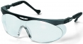 Brýle UVEX SKYPER stavitelný černý rámeček nemlživý nepoškrábatelný čirý zorník