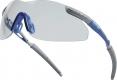 Brýle THUNDER CLEAR sportovní tvar nemlživé nárazuvzdorné čiré