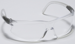 Brýle TREKKA polykarbonát  celoplastové čiré