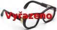 Brýle VISTA béžové vrstvená skla čirá