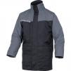Bunda ALASKA s vyjímatelnou vložkou černo/šedá velikost XL