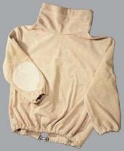 Ochranný kabátek EKO pro tryskače kožený štípaná hovězina velikost XL
