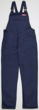 Kalhoty Bizweld laclové ochranné svářečské tmavě modré velikost L