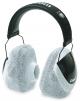 Návlek HONEYWELL OPTISORB bavlněný na mušlové chrániče sluchu proti potu a chladu bílý