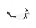 Ochranné brýle 3M V6C Peltor integrovatelné do přilby 3M nastavitelná raménka čiré