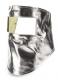 Zorník pokovený aramid se širokým průzorem 100 x 220 mm